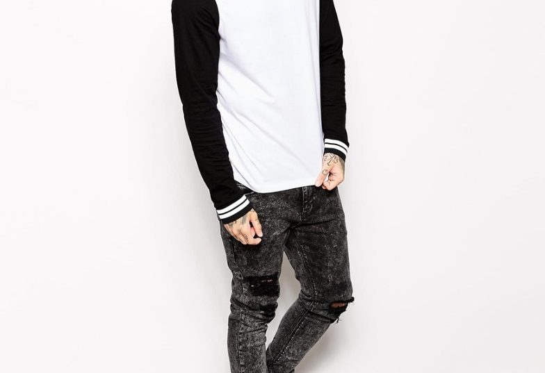 Men Full Sleeve T-Shirts