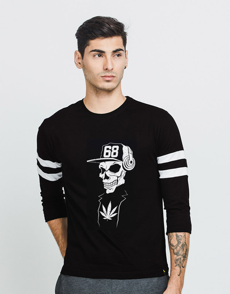 18ff7c02 Full Sleeves T Shirts For Men - Image Of Shirt